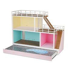 Puppenhaus mit Pool U.terrasse Lundby Stockholm