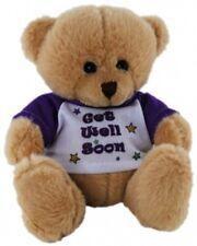GET WELL SOON TEDDY BEAR  14cm