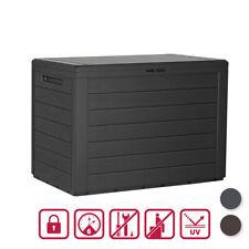 Kissenbox Auflagenbox Kissentruhe Gartentruhe Kissentruhe  190 Liter