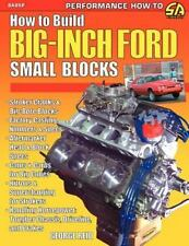 SA85P How to Build Big Inch Ford Small Blocks Book Stroker Heads Camshafts Block