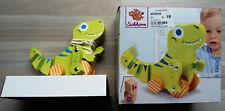 Eichhorn/Nachziehtier Krokodil, ab 1 Jahr, neu und unbenutzt, Weihnachtsgeschenk