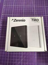 Zennio TMD Square - 4 Tasten mit Temperaturfühler - Sonderanfertigung