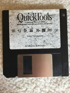 ADVANCED SOFTWARE QUICKTOOLS FOR CLASSIC MAC OS 6 AND 7 (AND PROBABLY 8 AND 9)