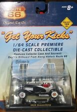 ROUTE  66  TOY  CO.   1935  DUESENBERG   scale1:64   DIE - CAST  COLLECTIBLE