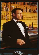 James Bond 007 - CASINO ROYALE - Lobby Cards Set - Daniel Craig, Mads Mikkelsen