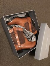 Florsheim Leather Pull On Boots - Brand New