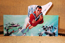 """James Bond 007 Sean Connery """"Thunderball Poster Tabletop Display Standee 10 1/4"""""""