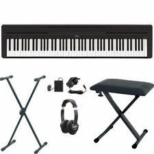 Yamaha P-45 Digital Piano Bundle
