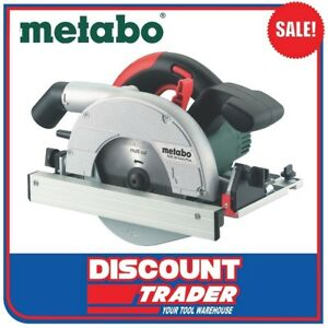 Metabo 1200 Watt Plunge Cut Circular Saw - KSE 55 Vario Plus - 601204700