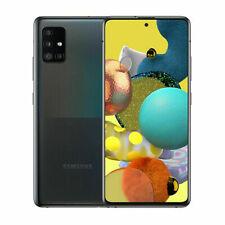 Samsung Galaxy A51 5G, 6GB, 128GB, 6.5 in, Quad Cam, Unlocked - SM-A516N / Black