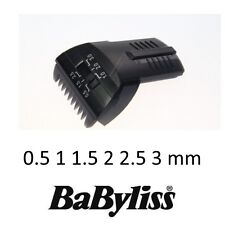 BABYLISS 35808302 SABOT 0.5 3 mm Guide precision coupe tondeuse E830XE E836XE
