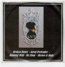 (GI191) Phantom, Broken Bones / Great Pretender etc - DJ CD