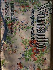 Wamsutta Vintage Twin Sheets (Les Fleurs Pattern) New in Package