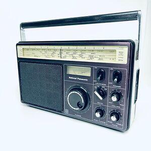 Panasonic RF-1110LBE Radio World Receiver FM MW LW SW Shortwave RF1110LBE Retro