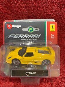 Burago/hotwheels/matchbox Ferrari F50 1:64