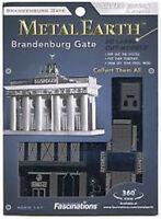 Fascinations Metal Earth - Brandenburg Gate - 3D Laser Cut Steel Model Kit