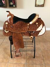 billy cook geenville show saddle