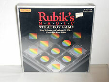 VINTAGE 1987 RUBIK'S MAGIC STRATEGY GAME SEALED CREATED BY ERNO RUBIK