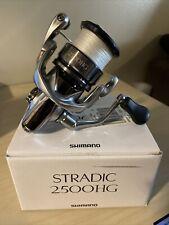 Shimano Stradic Fl 2500Hg Spinning Fishing Reel Salt Water/Fresh Water