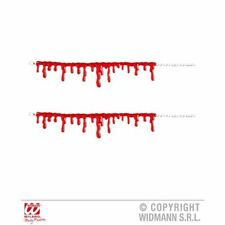 Accessori rosso Widmann in plastica per carnevale e teatro