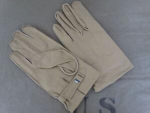 US Army Para Leather Gloves Paratrooper Leder Handschuhe M / 9 USMC Marines WK2