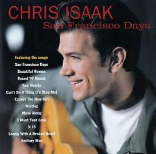 Chris Isaak: San Francisco days/CD (Reprise 9362-45116-2) - come nuovo