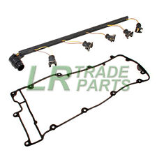 LAND ROVER DISCOVERY 2 TD5 OEM INJECTOR WIRING HARNESS & CAM COVER GASKET 2001+