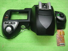 GENUINE NIKON D70s TOP COVER WITH FLASH BOARD REPAIR PARTS