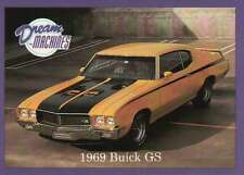 1969 Buick GS, Dream Machines, Cars, Trading Card, Automobile - Not Postcard