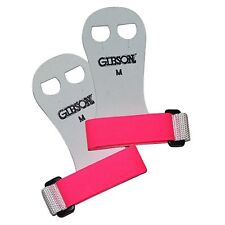 Gibson Rainbow Gymnastics Hand Grips Great for Crossfit Workouts Made In Usa