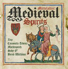 CD Mittelalter: Medieval Spirits  von Various Arists