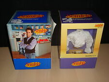 Seinfeld TV Series Collectors Sets Seasons 5 & 6 Puffy Shirt 1 2 & 3 Monks Diner