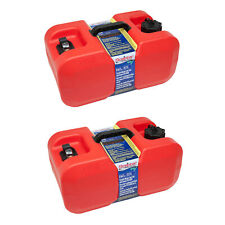 Scepter Epa Carb Under The Seat Portable Fuel Gas Container 6 Gallon 2 Pack