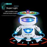Multifunktion Roboter Tanzen intelligente Programmierung Spielzeug N2T6 Kon U2A1