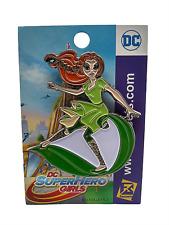 Dc Superhero Girls Metal Enamel Pin Ivy Adult Collectible Comics Fansets New