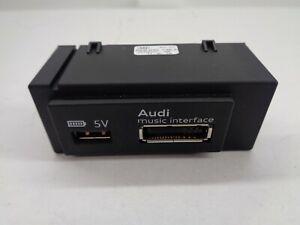 Audi A3 8V 8V0035736A  AMI USB Buchse High MMI Interface