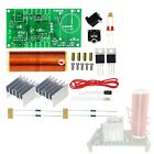 15W DC 15-24V 2A Mini Tesla Coil Plasma Speaker Electric Electronic Kit DIY Tool photo