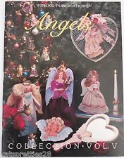Pipka's Angels Collection Vol. 5 Tole Painting Book Patterns Angel Decor DIY