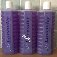 Avon~JOB LOT~Lavender~BUBBLE BATH 500ml~x3 Lots