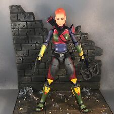 Custom GI Joe Classified Series Becky Lynch as Scarlett 6 Inch Scale Figure WWE