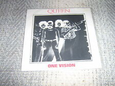 QUEEN 45 TOURS HOLLANDE ONE VISION