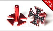 baja 5B CNC wing pin cross red tail pin for HPI KM Rovan