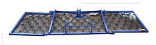 Chain Harrow Grass 13 x 4ft Mounted Folding in Box Frame