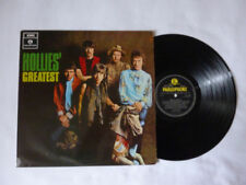 The Hollies Beat LP Records (1960s)