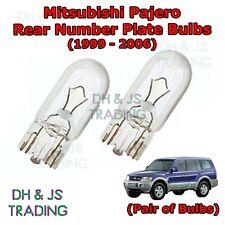 MITSUBISHI PAJERO//SHOGUN REAR LED TAIL LIGHT BULBS BEAM 382 1 PRONG PIN 57mm