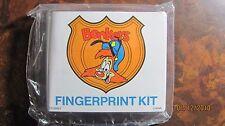 Disney Bonkers Fingerprint Kit NOS Promo