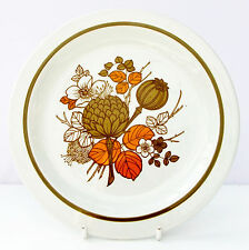 Vintage Midwinter Countryside Tea Side Plate Retro 1970s