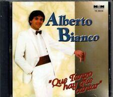 Alberto Bianco Que Tango hay que Cantar    BRAND  NEW SEALED CD