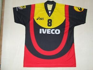 Shirt Volleyball Sport Iveco Palermo N°8 Size XL