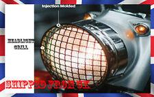 Royal Enfield Trials 350cc 500cc Headlight Lamp Grill Mash Procured kit Genuine